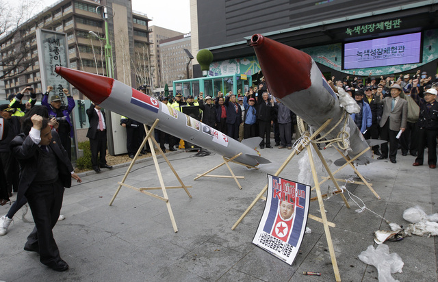 Borchorno de Corea del Norte