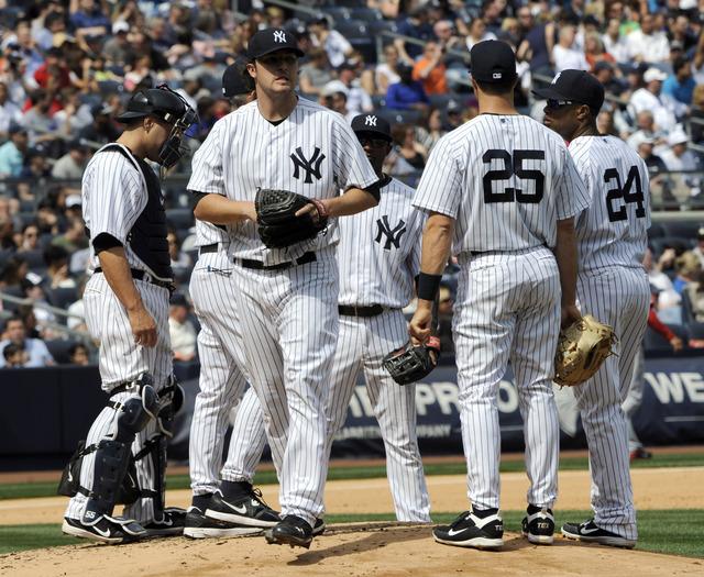 Angelinos vapulean a Yankees