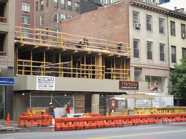A Nueva York la construyen manos hispanas