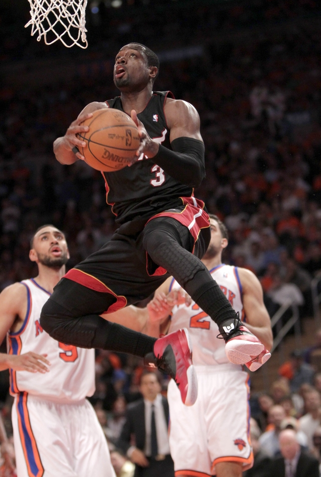 Heat quema a los Knicks