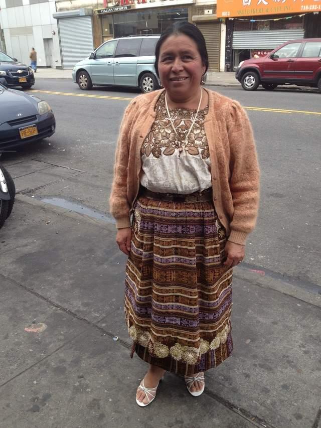 Una 'pequeña Guatemala' en Bensonhurst