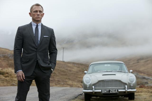 James Bond vuelve con 'Skyfall'