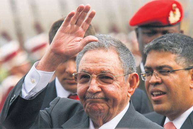 Raúl Castro rechaza críticas de Obama
