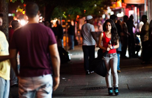 'Babygirl' en  Tribeca