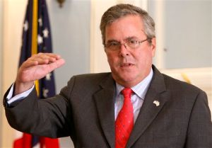 Jeb Bush says he'd consider vice presidency