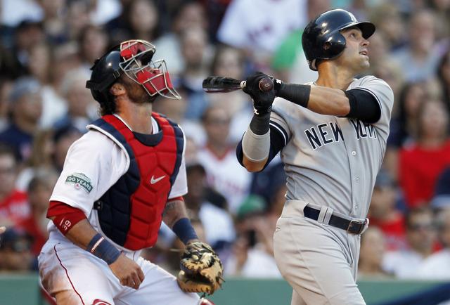 Yankees apabullan a Medias Rojas