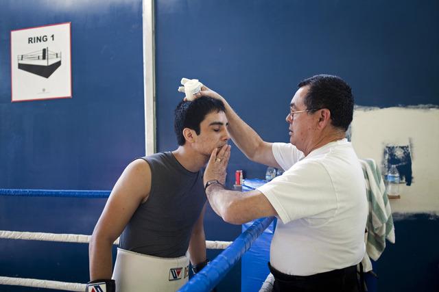 Boxeo, tabla de salvación en Tijuana
