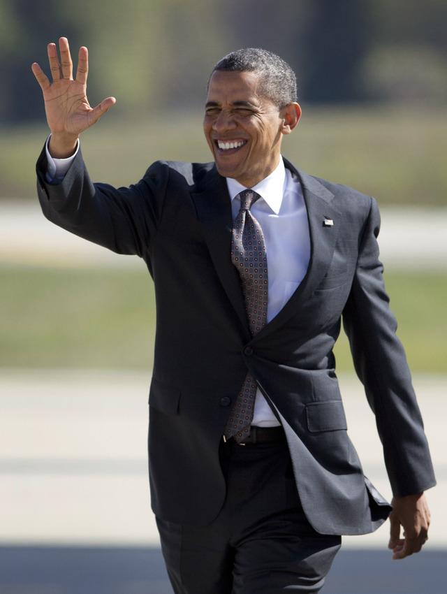 Obama  formalizará su candidatura demócrata