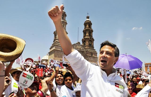 Peña Nieto dispuesto a debatir con rivales