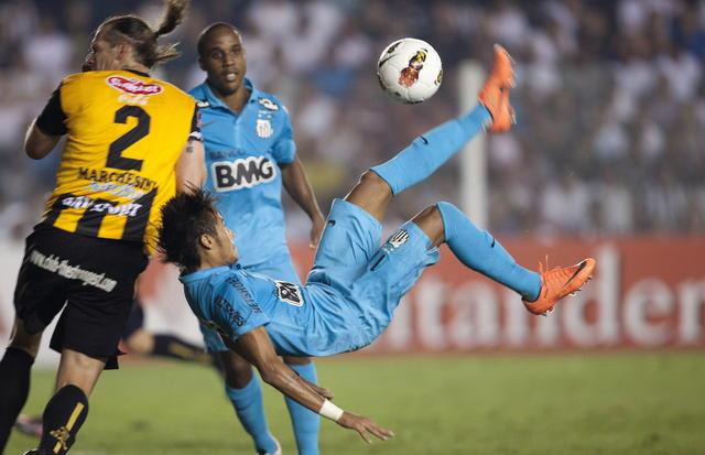 Santos se refuerza para Copa Libertadores