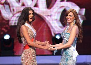Ahora Dulcita es la Miss Dominicana
