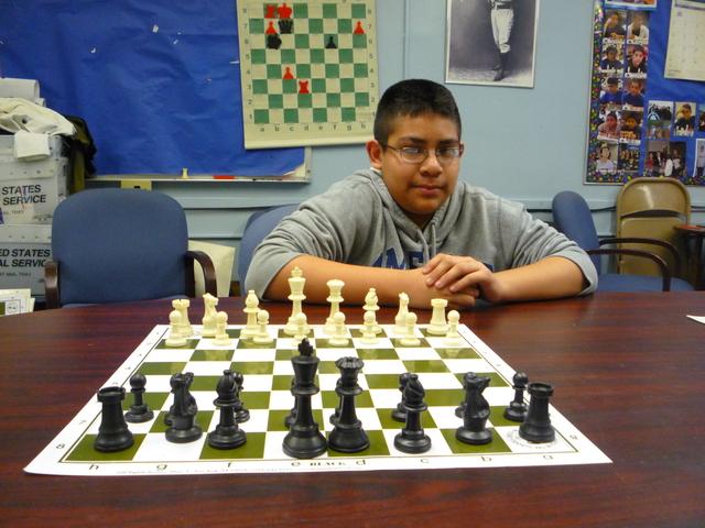 Carlos Tapia, un triunfador del ajedrez