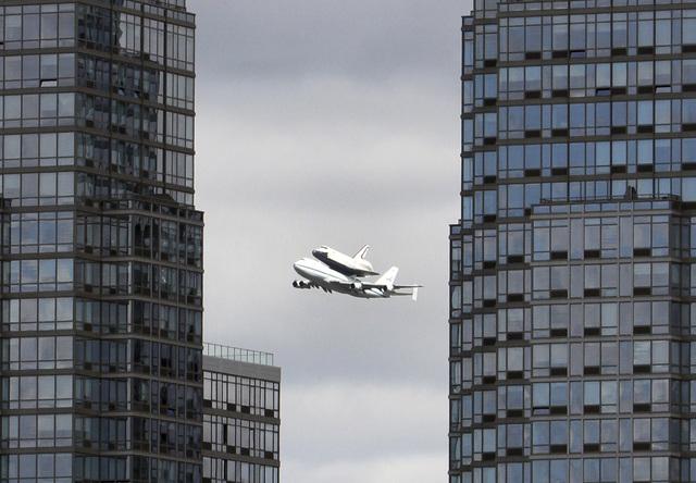 Enterprise es el nuevo residente de NY