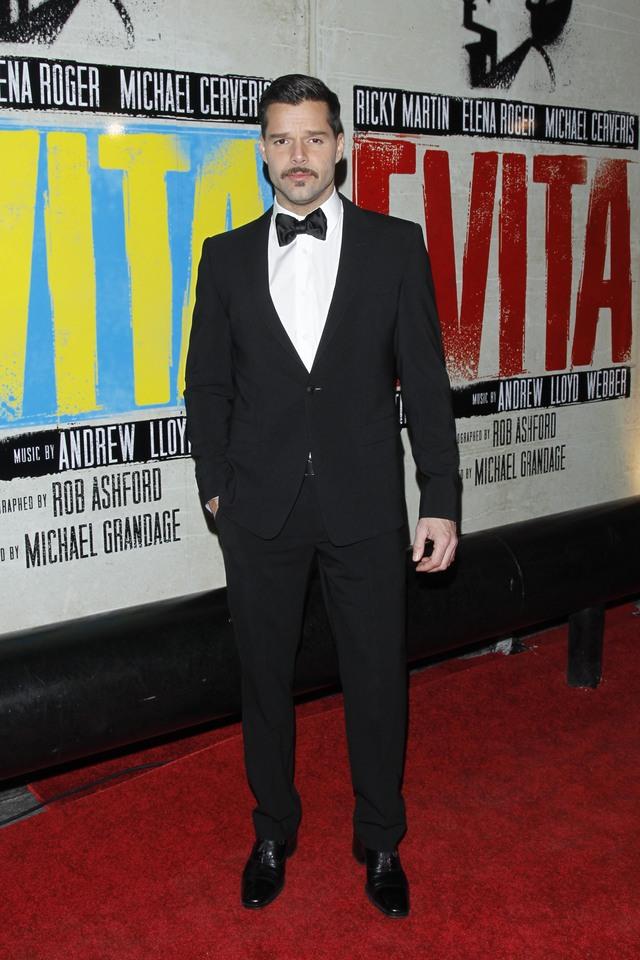 Ricky Martin nominado a un Drama Desk