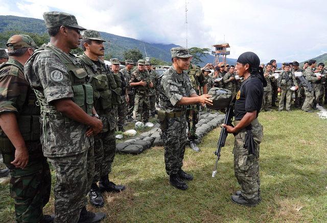 Exmilitar peruano mataría a su padre