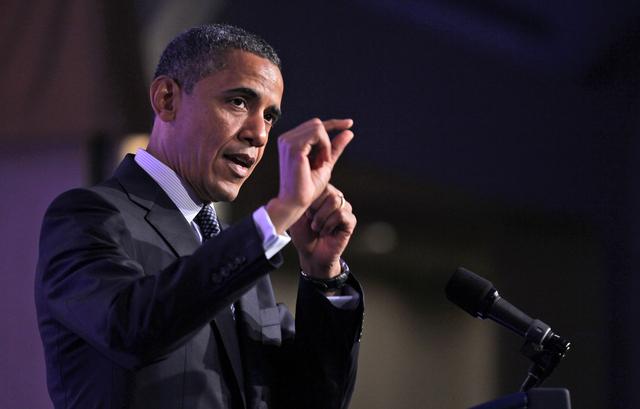Adelante: nuevo eslogan de Obama