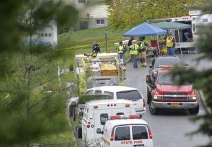 Fallecen quemados capitán policíaco de NY y su familia