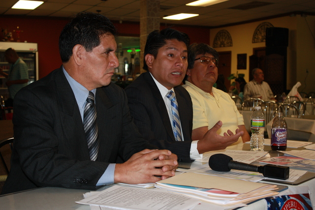Peruanos en el exterior buscan distrito electoral