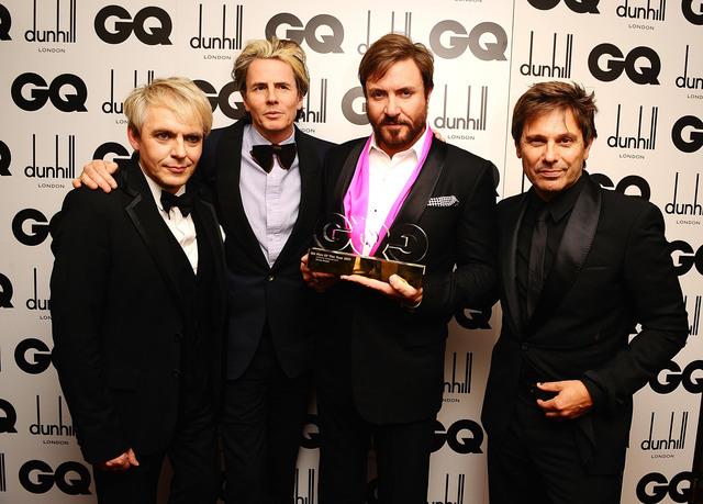 Duran Duran encabezará concierto olímpico