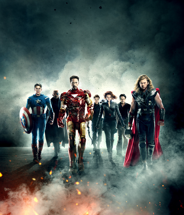 'Avengers' extraordinarios