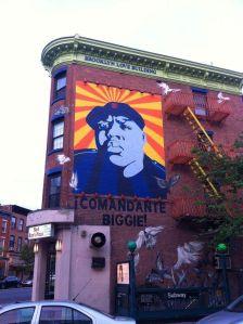"""¡Azúcaaa!"" Biggie Smalls promueve sazón cubano en Brooklyn"