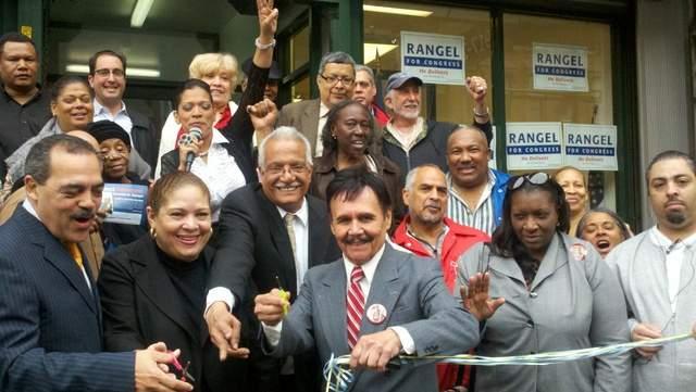 Se junta grupo hispano para apoyar a Rangel