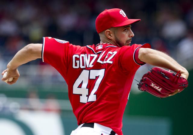 Gio González domina a Phillies