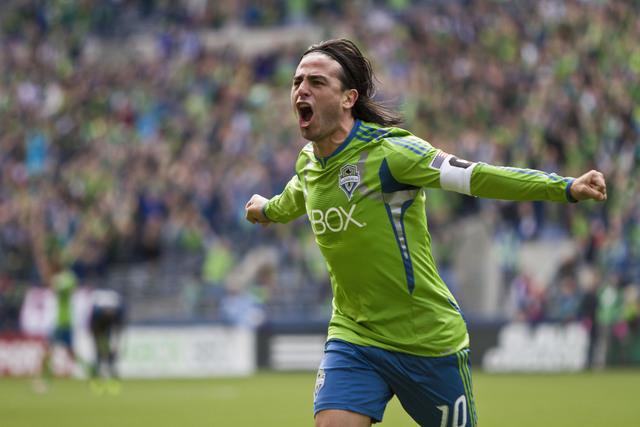 Gol de Rosales le da triunfo a Seattle