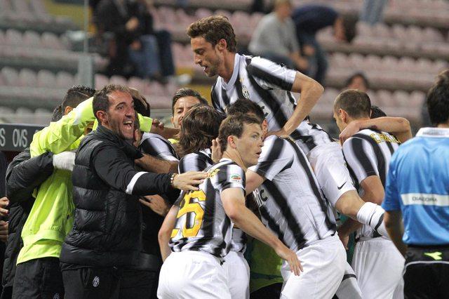 Juventus campeón luego de nueve años
