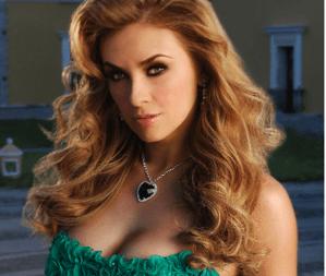 Aracely Arámbula se casa con Telemundo
