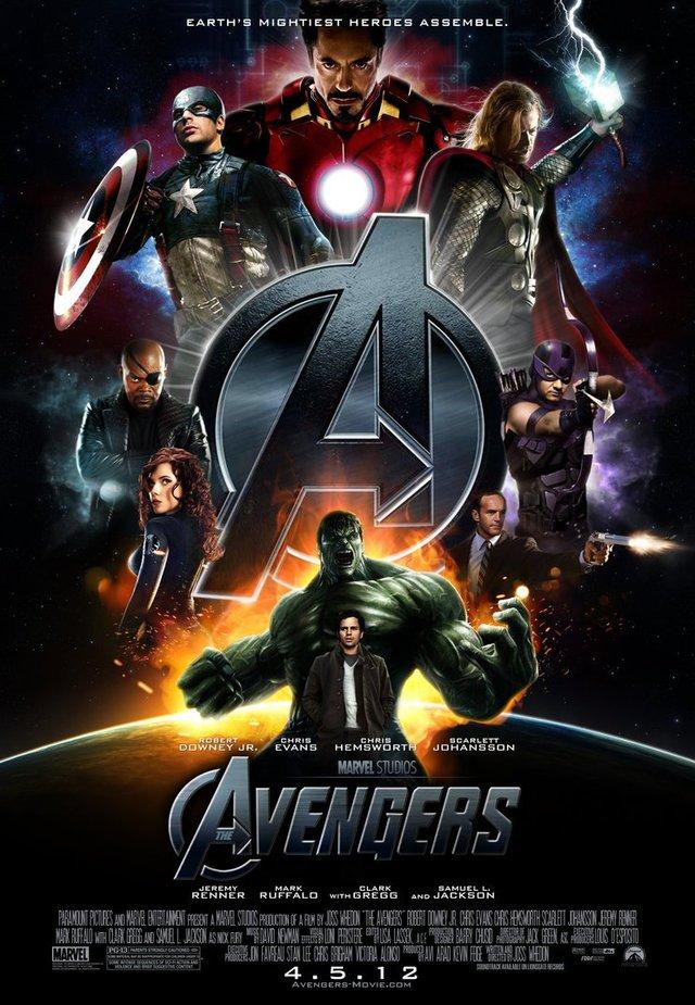 Récord para 'The Avengers'