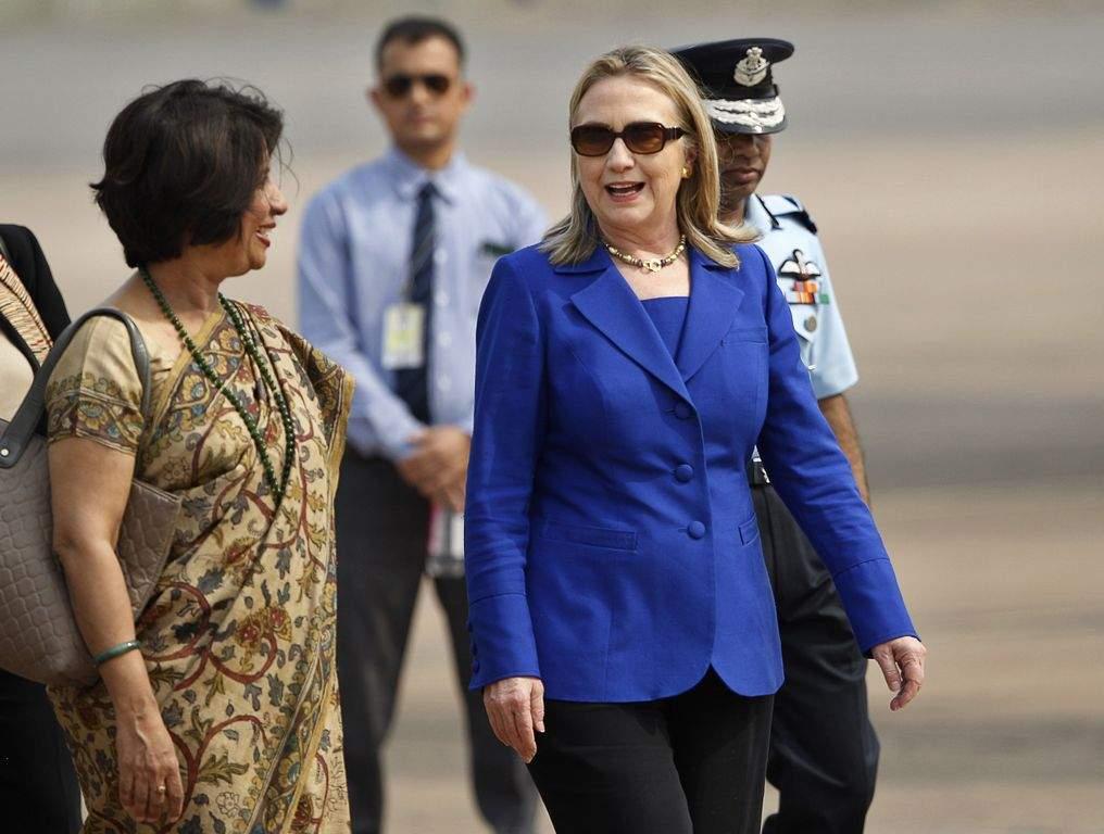A Hillary ya no le preocupan los comentarios sobre su aspecto