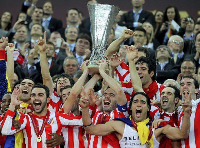 Falcao brilla y el Atlético se corona
