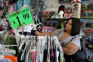 Poco inventario por baja en  ventas