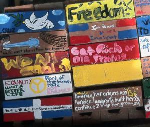 Un muro de tolerancia se alza en El Bronx
