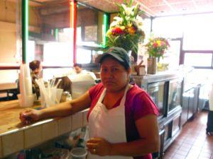 Levantar una familia a fuerza de tortillas