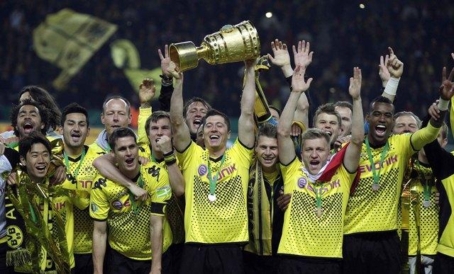 Dortmund confirma su autoridad sobre el Bayern Munich