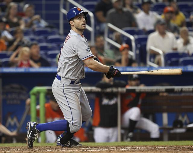 Mets pescan el primero en Miami