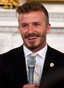 Un honor para David Beckham