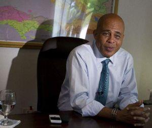 Michel Martelly llama a la unidad de Haití