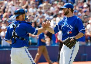 Mets sufren blanqueada en Toronto