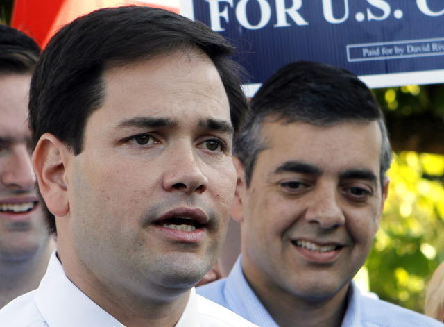 Revelan debilidades políticas de Rubio