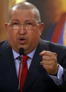 """Chávez ahora es un """"búfalo"""""""