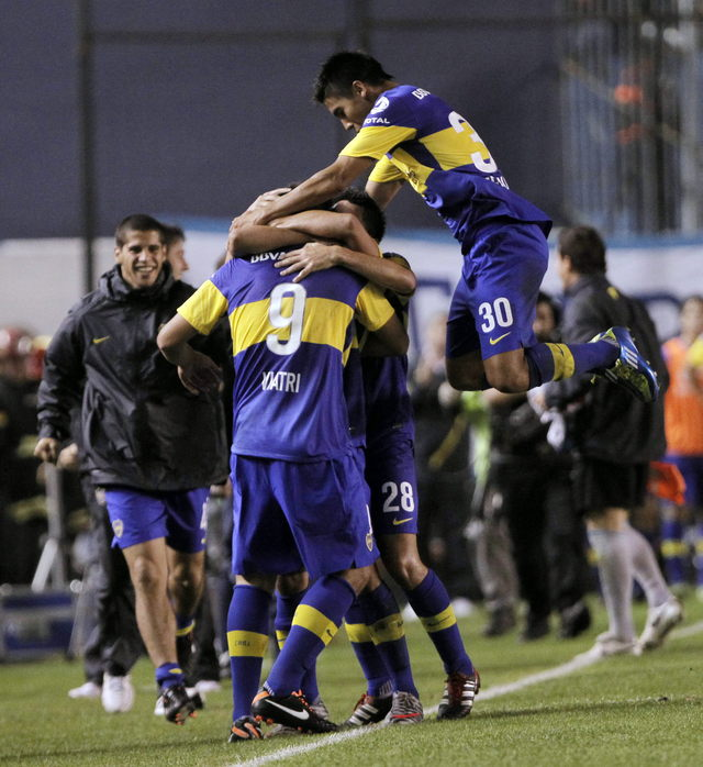 Semana de clásicos en la Copa Libertadores