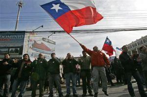 Chile: renuncia presidente de Codelco