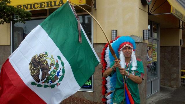 Juego contra Gales tiene vibrando a mexicanos