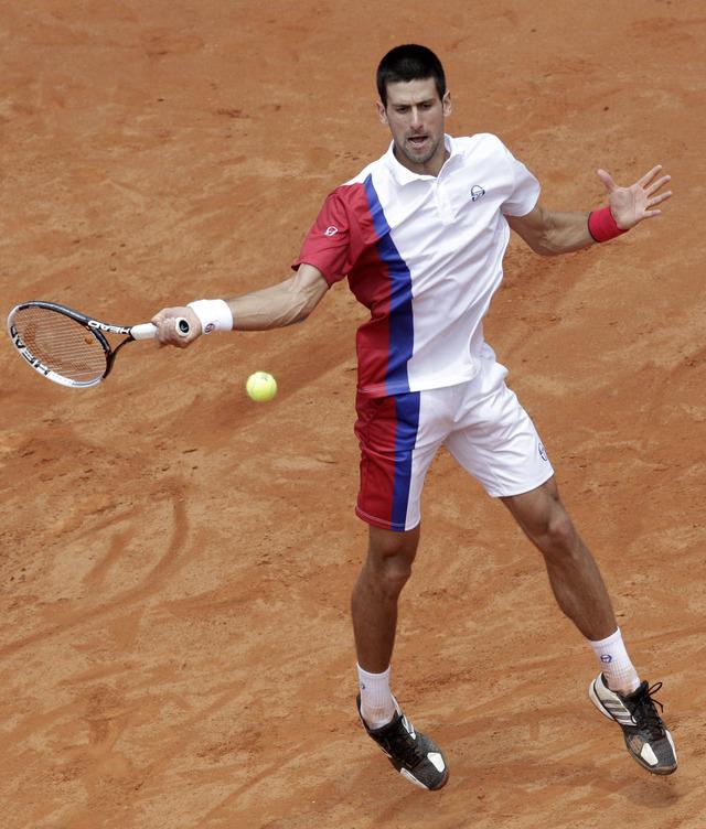 Todos los ojos sobre Nadal y Djokovic