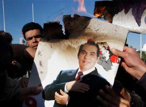 Túnez cierra semana de huelgas y protestas sociales