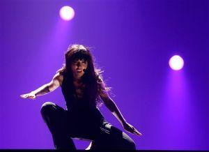 """""""Euphoria"""" sueca en Eurovisión 2012"""