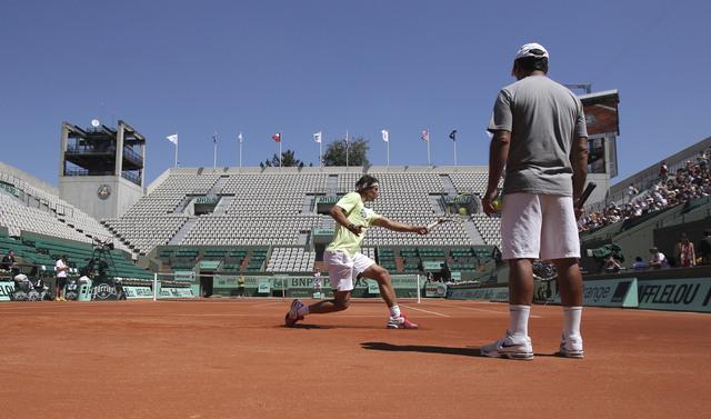 Federer en la llave de Djokovic